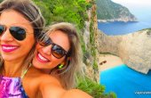 Zakynthos na Grécia – Navagio Beach