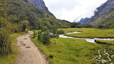 Trekking no Peru - Laguna 69
