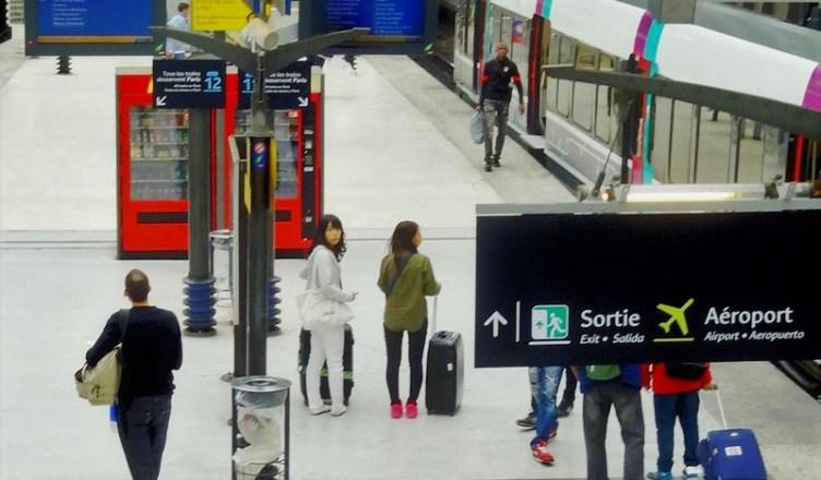 como ir do Aeroporto Charles de Gaulle até Montmartre