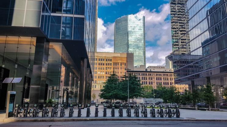 Como conhecer Toronto de Bicicleta
