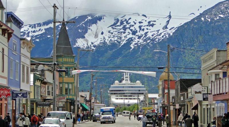 Clima faroeste e a rota da Corrida do Ouro fazem de Skagway a mais bela cidade do Alasca