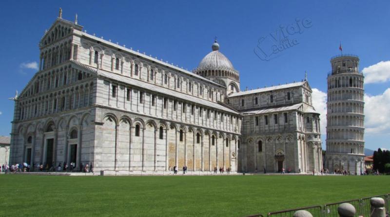 Roteiro de viagem Itália: PISA EM 1 DIA