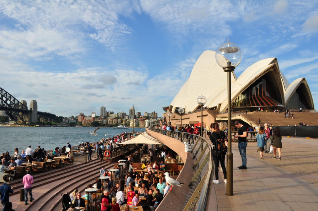 Opera House de Sydney