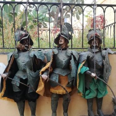 marioneta Pupi Siciliani