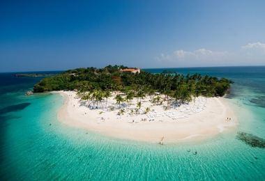Viaje a Republica Dominicana Cayo Levantado