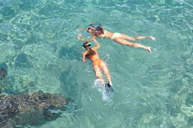Snorkel Parque Nacional de Cotubanamá
