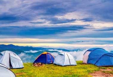 Acampar en Republica Dominicana