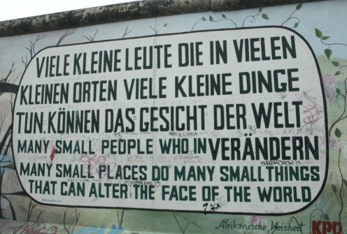 Arte urbano Berlín