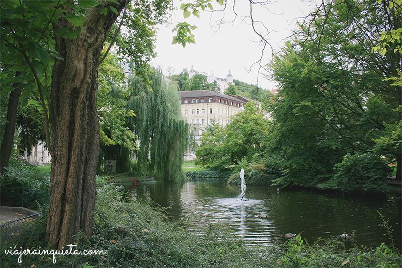 Karlovy Vary Praga
