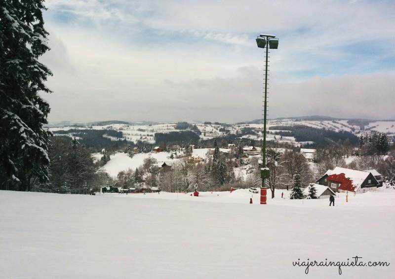 Esquiar en Republica checa