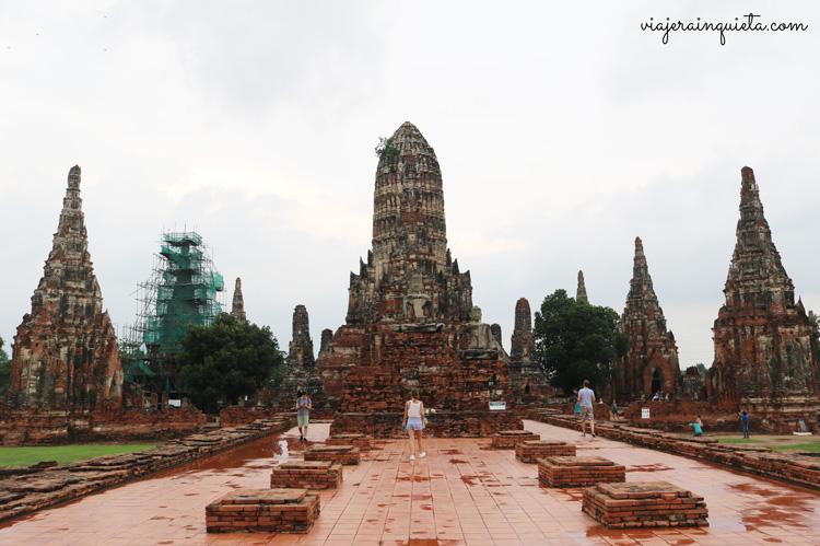Templo-Wat-Chaiwatthanaram
