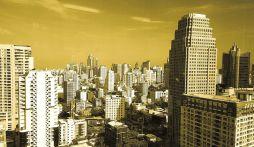 Rascacielos de Bangkok