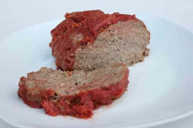 Meatloaf (pastel de carne)