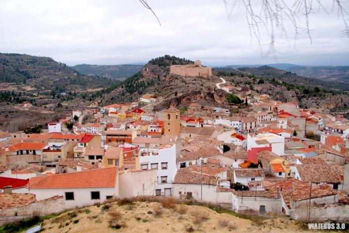 Vista general de Enguídanos en Cuenca