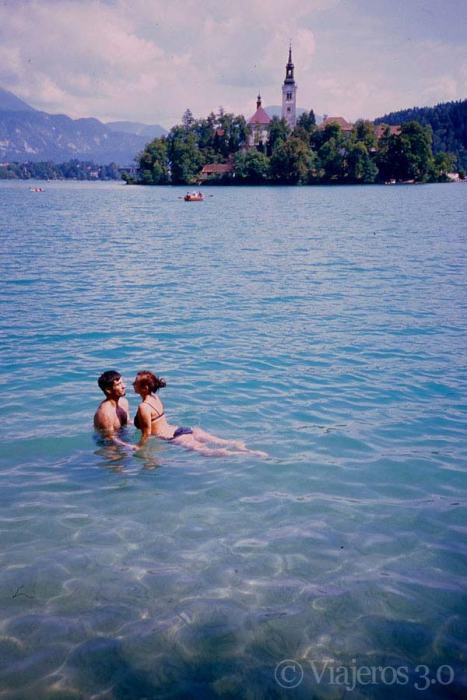 playas lago Bled, excursión de un día desde Liubliana