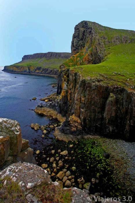 acantilados isla de Skye