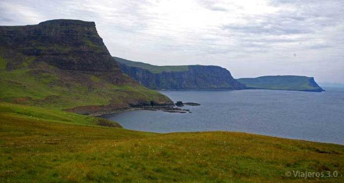 acantilados Neist Point isla de Skye