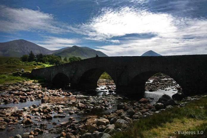 puente isla de Skye