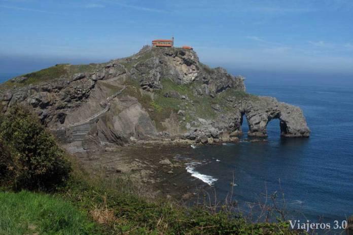 San Juan de Gaztelugatxe, Réserve d'Urdaibai en deux jours