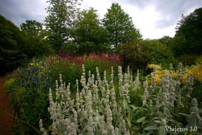 jardines del Castillo de Cawdor