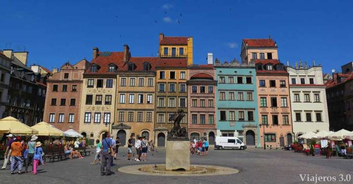 Varsovia Stare Miasto