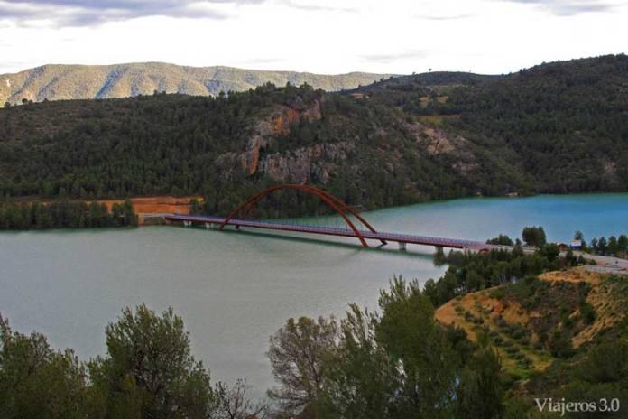 embalse de la Fuensanta Albacete