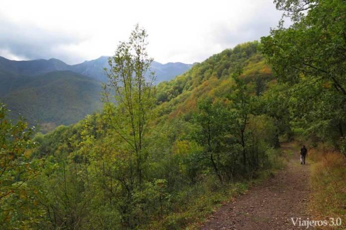senderismo en Picos de Europa