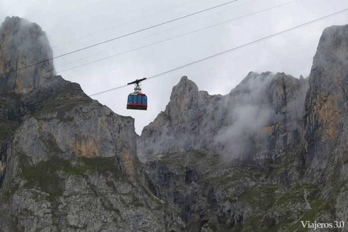 teleférico de Fuente Dé, Picos de Europa