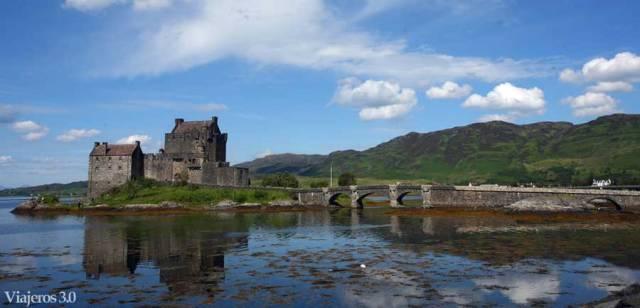 Castillo de Eilean Donan el más bonito de Escocia