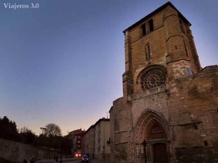 iglesia de San Esteban , Que ver y que hacer en Burgos en un fin de semana