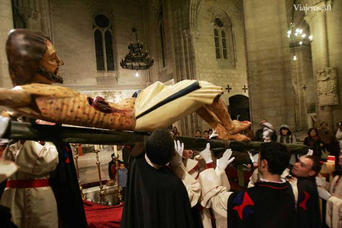 procesiones Semana Santa, Que ver y que hacer en Burgos en un fin de semana