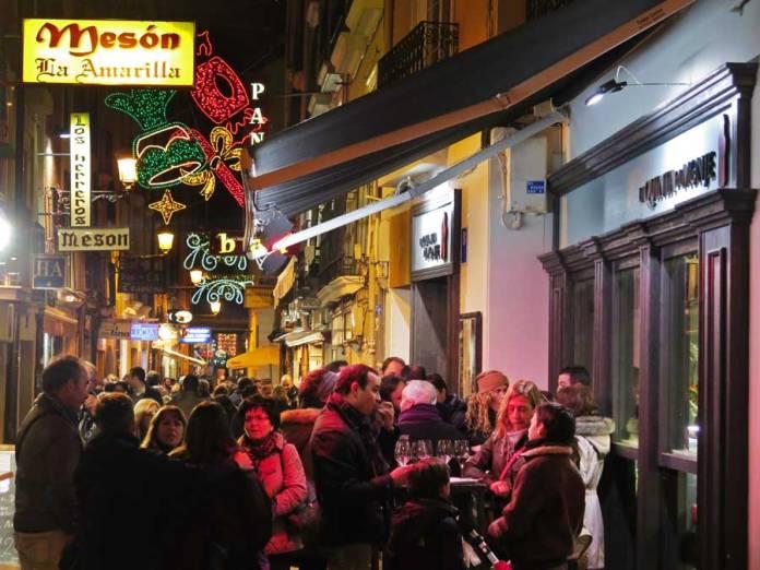 tapeo calle San Lorenzo Burgos, qué ver y qué hacer en Burgos en un fin de semana