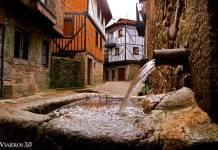 casco histórico de La Alberca