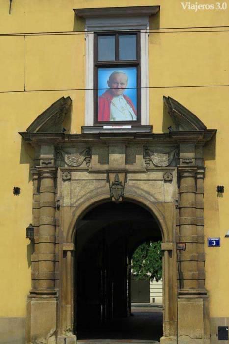 Palacio Arzobispal Cracovia