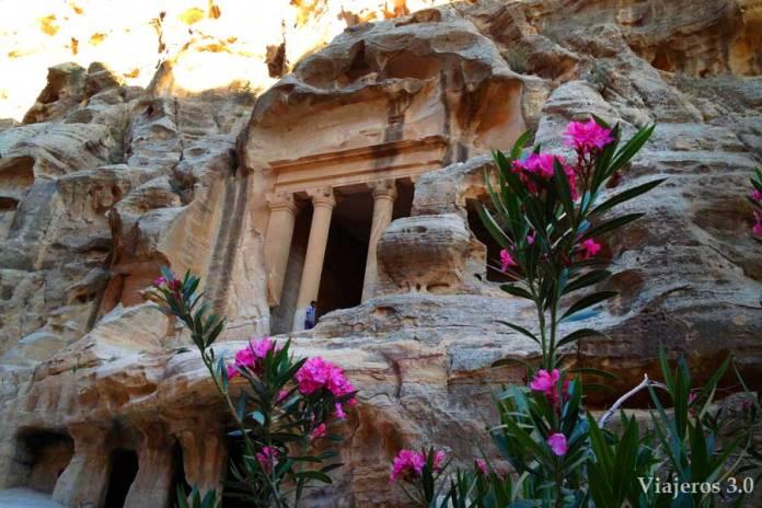 la Pequeña Petra, ruta por Jordania en una semana