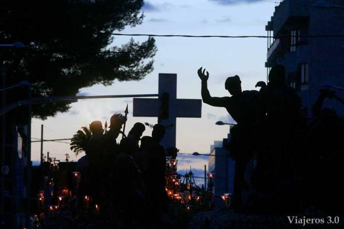 Procesión del Silencio, Semana Santa en Hellín
