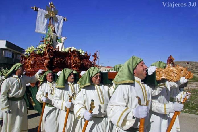 procesión Semana Santa de Tobarra