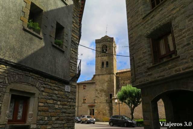 Boltaña en Huesca