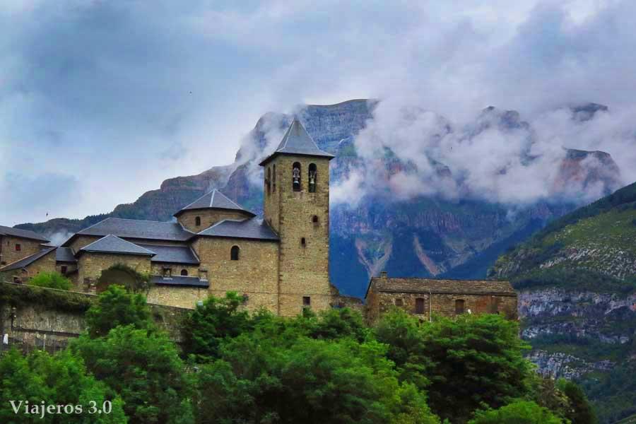 De Torla a Aínsa, una ruta por los pueblos más bonitos de Ordesa
