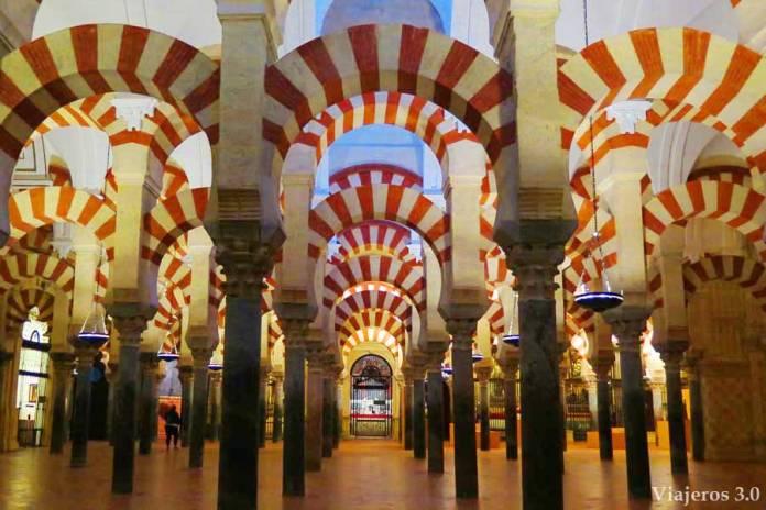 entrar gratis a la Mezquita de Córdoba