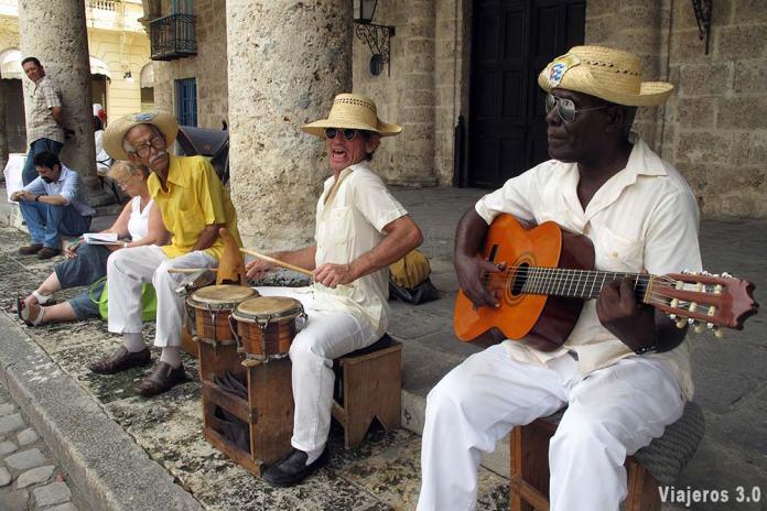 música en La Habana, ruta por Cuba
