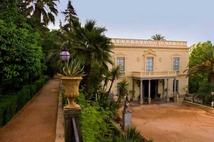 Casa Carmen de los Mártires en Granada