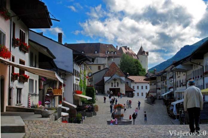 Gruyeres, que visitar en Suiza en una semana