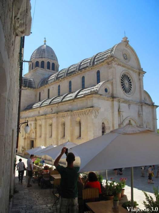 catedral de Sibenik en Croacia