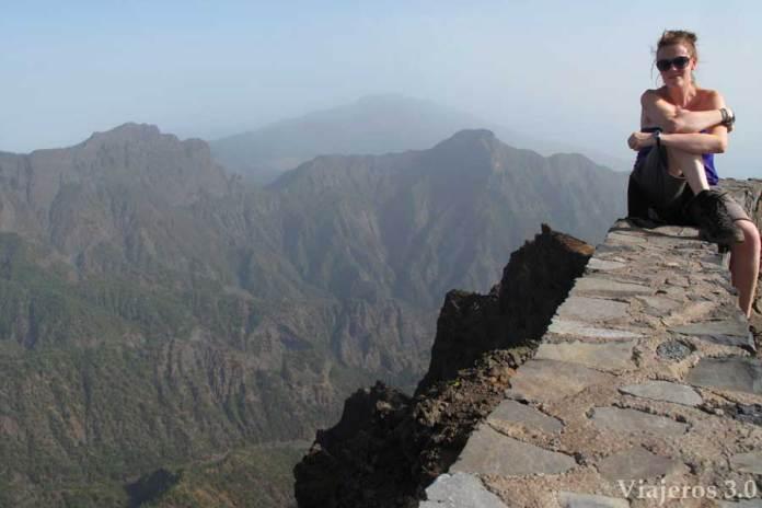mirador del Rque de los Muchachos, imprescindibles de La Palma