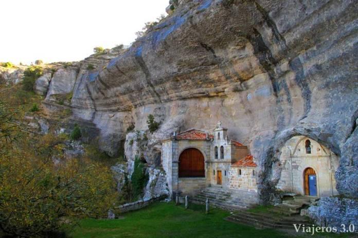cuevas de Ojo Guareña en las Merindades