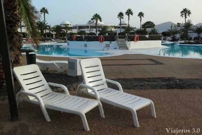 Hotel THB Corbeta en Playa Blanca