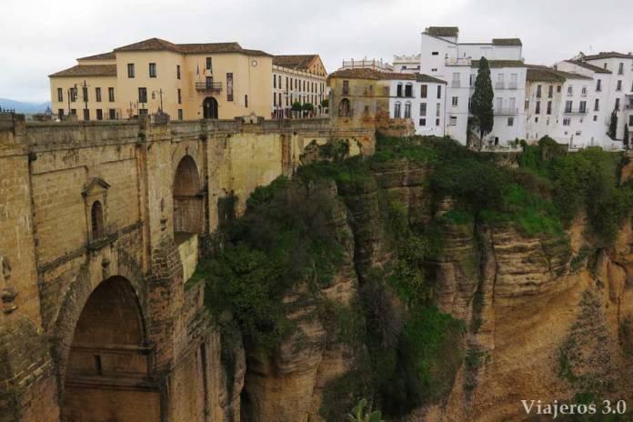 puente nuevo de la ciudad de Ronda