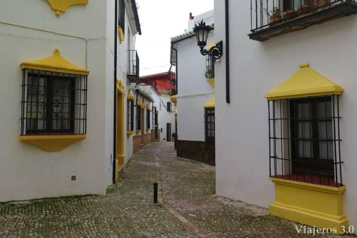 casco histórico de Ronda