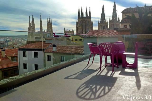 terraza del Cab en Burgos, planes gratis en Burgos